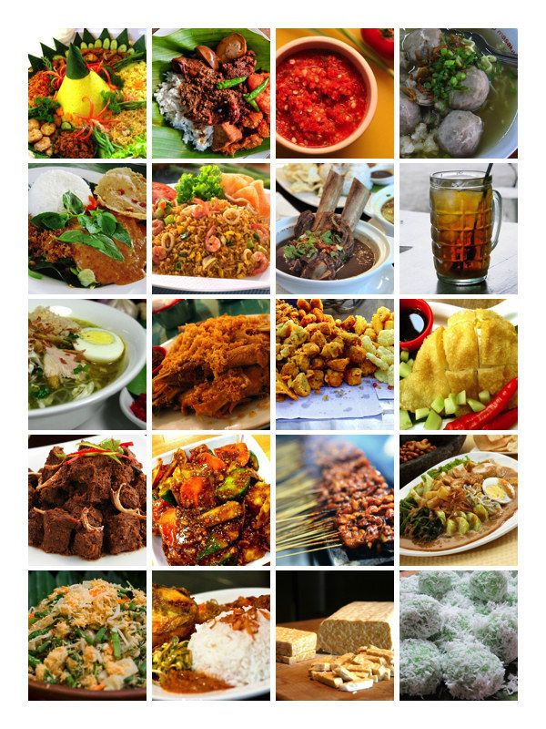 Community Post: 20 Authentic And Traditional Indonesian Foods You Should Eat Before You Die