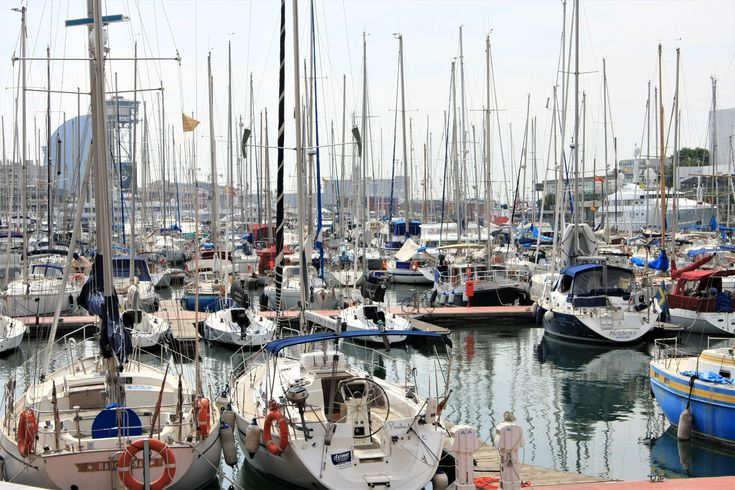 What to see in Barcelona? The Port Vell!