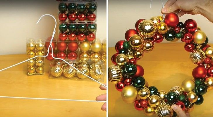 Ben je op zoek naar een origineel idee om je huis te decoreren met kerst? Hebben al je buren een kerstkrans opgehangen, maar ben je het zelf vergeten? Met deze tutorial kun je het razendsnel goed maken!…
