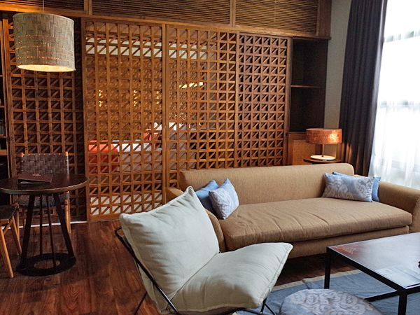 フラニーの秋バリ旅行報告第4弾~新しくオープンしたバリのホテル&ユニークホテル   チェックインバリ
