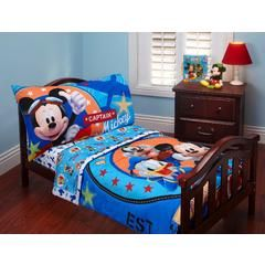 Mickey Mouse Toddler Bed Set - Kmart