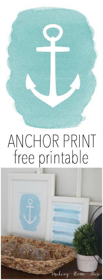 best 25+ anchor decorations ideas on pinterest | anchor bathroom