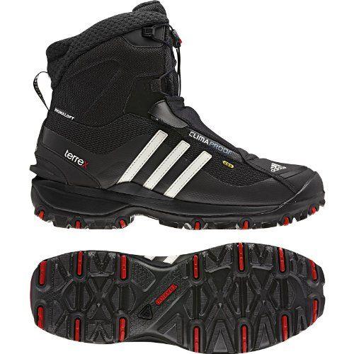Adidas TD507 Men's Terrex Conrax ClimaProof Boot Black/Chalk/Core Energy 6 M US adidas,http://www.amazon.com/dp/B006WP99YU/ref=cm_sw_r_pi_dp_lkMKsb0AK6DTRW4Z