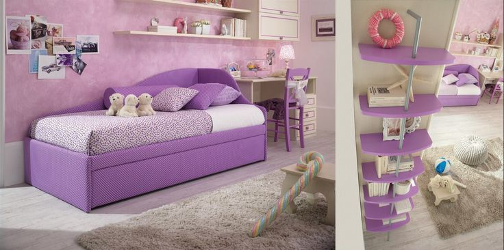 Spar Romantic Line: Each space is studied in detail to make the environment and functional quality.http://www.spar.it/ita/Catalogo/Junior/ROMANTICA/PROPOSTA-ROM-104-cd-838.aspx