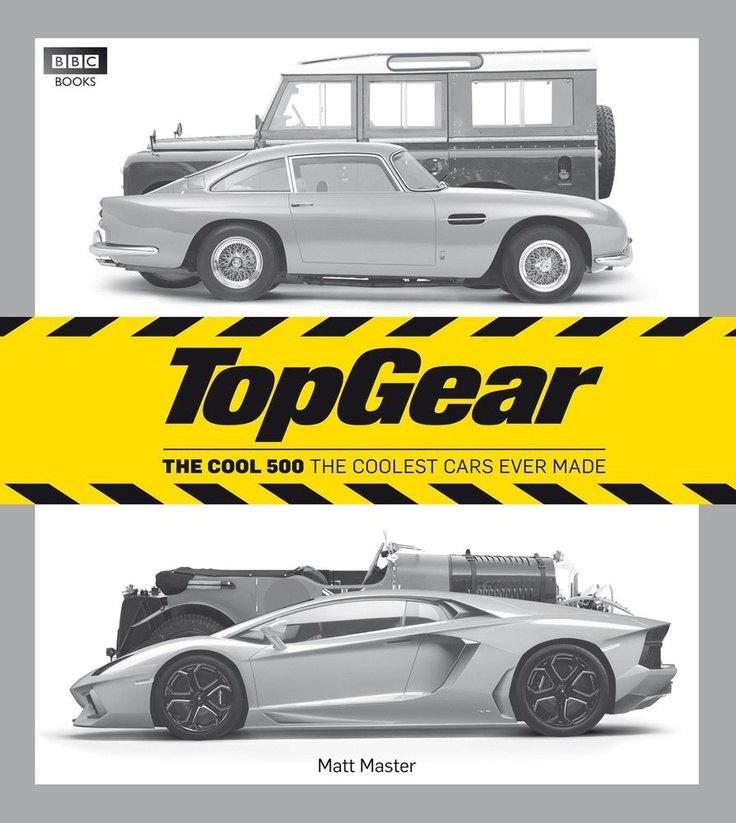 Top Gear: The Cool 500: The Coolest Cars Ever