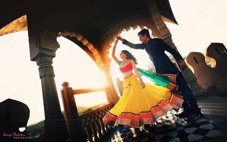Indian Couple | Photo by Anoop Padalkar