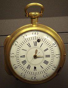 Marine chronometer - Wikipedia, the free encyclopedia