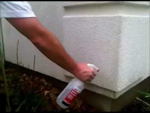 9 Best Images About Stucco Cleaning Repair On Pinterest Water Spots Brushing And Water Stains