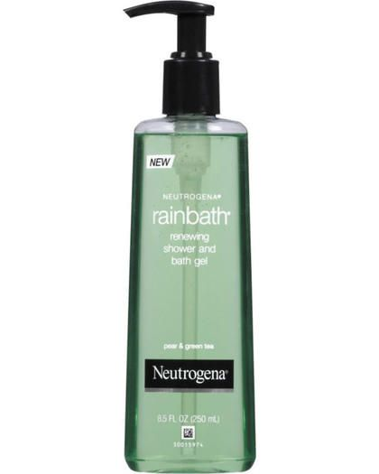 When it comes to shower gels and body cleansers, simple always beats complicated. Neutrogena Rainbath cleanses but doesn't strip or leave greasy residue.