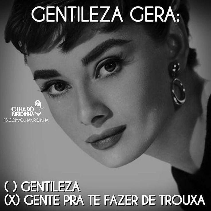 """Né non? #olhasokiridinha"""