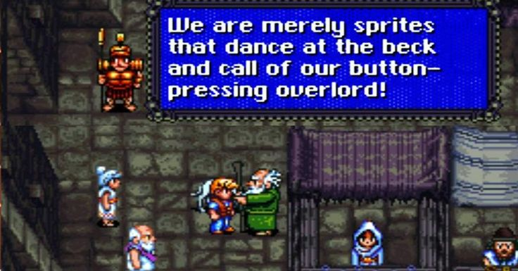 18 Times Videogames Broke the 4th Wall a Little Too Hard