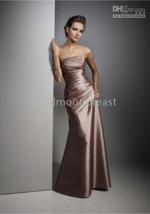 1000  ideas about Bronze Wedding Dresses on Pinterest - Bronze ...