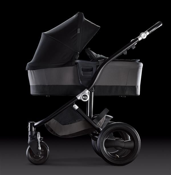 Affinity Stroller by Britax – Easily install a Bassinet with the Click  Go System - Britax USA