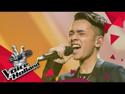 Vinchenzo Tahapary – Steady Love (The voice of Holland 2017 | The Final) - YouTube