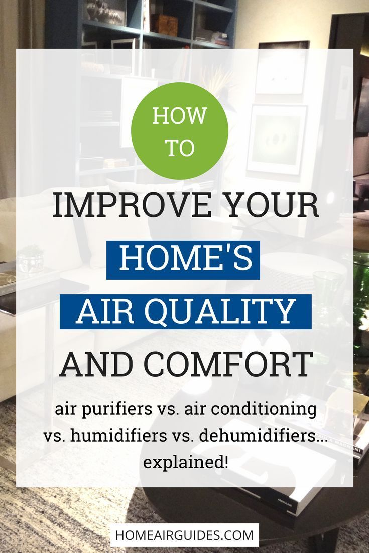 What's the Difference? Air Purifier vs Air Conditioner vs