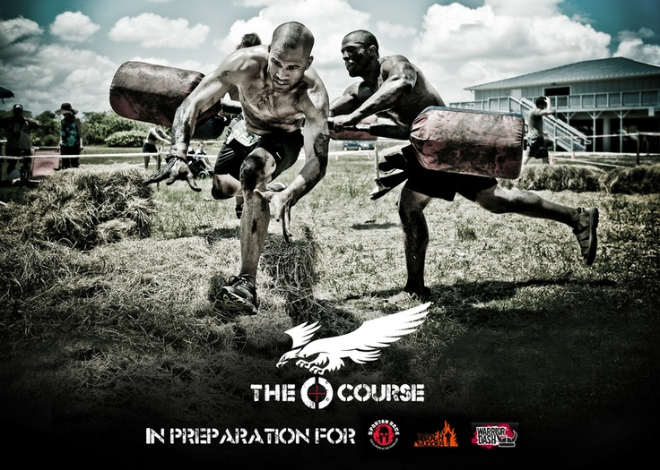 $25 for 2 Passes to the O Course - The Perfect Preparation for the Spartan Race, Tough Mudder and More! http://shar.es/qBlsN