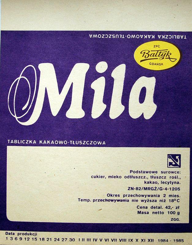 Czekoladopodobne i tłusta masa. Pamiętacie te smaki?; czekolada, wyrób czekoladopodobny, masa tłusta, historia czekolady, PRL