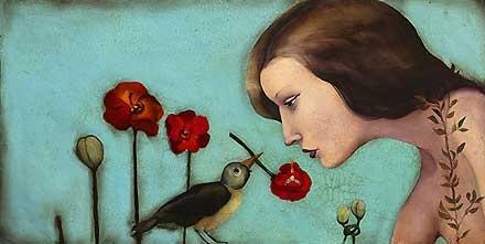 The Engagement - Cassandra Christensen Barney - World-Wide-Art.com - $495.00 #CassandraBarney