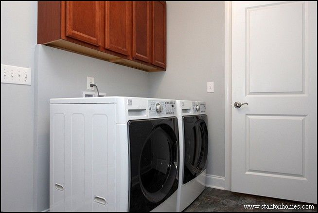 Laundry Room Storage Ideas Upper Cabinets In The Laundry