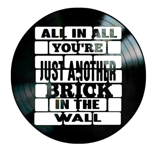 Amazon Com Another Brick In The Wall Song Lyric Art Inspired Pink