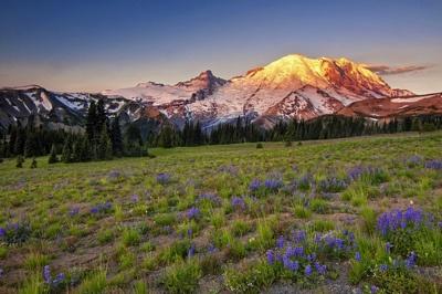 Mount Ranier - Washington.
