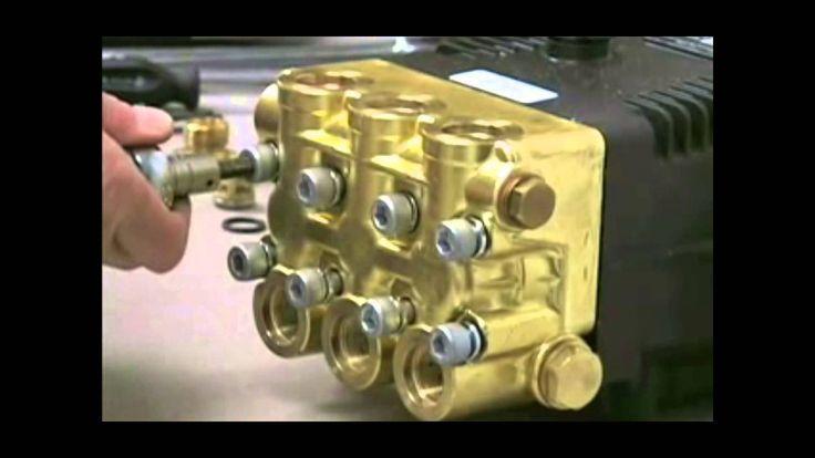 hawk high pressure pumps repair