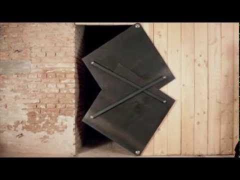 TorgglerSteelDoor, 200 kgs steel - YouTube