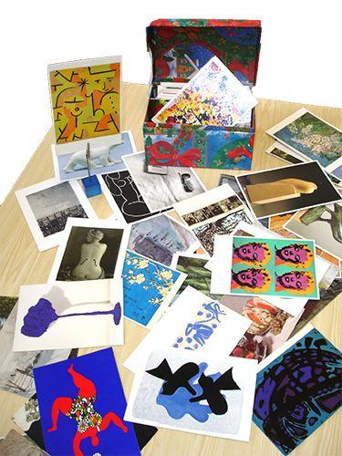 La boite à images pour entrer dans la culture artistique