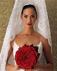 Red Wedding Dress Spain