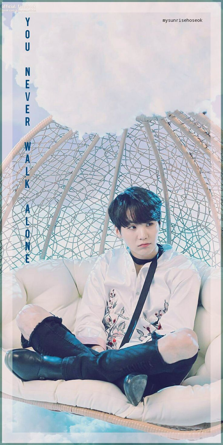 BTS / Yoongi / Wallpaper ©mysunrisehoseok