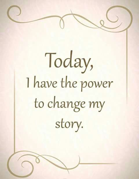 Today I have the power...