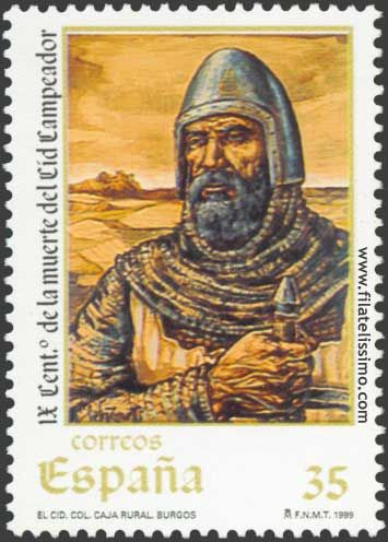 - Sello Rodrigo Diaz de Vivar......... El Cid Campeador