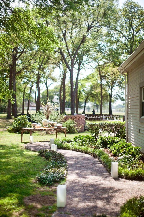 Country Backyard Wedding Ideas backyard wedding ideas Diy Backyard Wedding Ideas 2014 Wedding Trends Part 2
