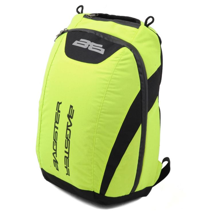 Bagster Funky Back Pack Yellow