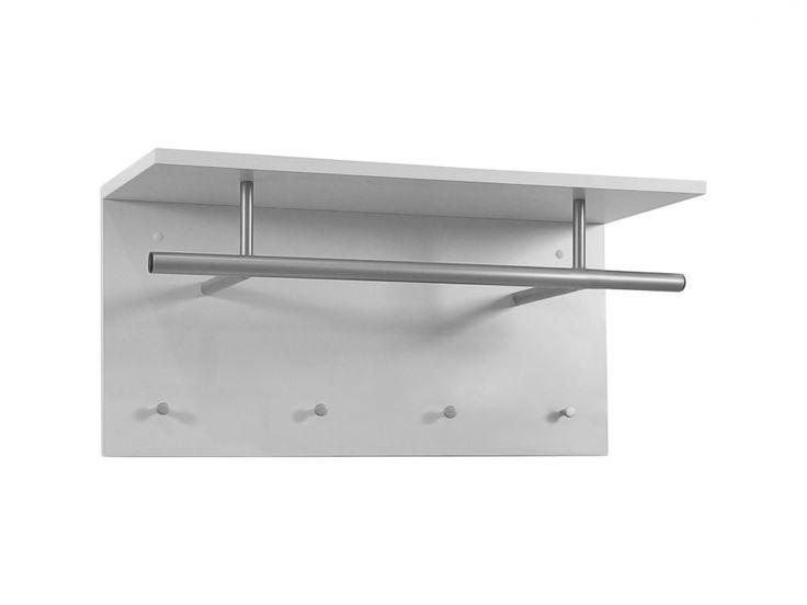 TOFT Hatthylla 72 Vit i gruppen Inomhus / Förvaring / Hallmöbler hos Furniturebox (100-85-98787)