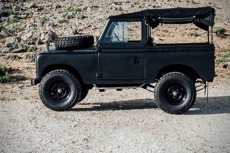 1972 Land Rover Series 3 Defender