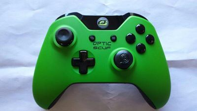 optic gaming glossy scuf controller for xbox one. Black Bedroom Furniture Sets. Home Design Ideas