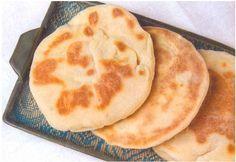 Arepa Andina. Receta: http://recetasdemartha.blogspot.com/2007/08/arepas-de-trigo-andinas.html