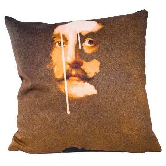 Mineheart General Mustard Cushion