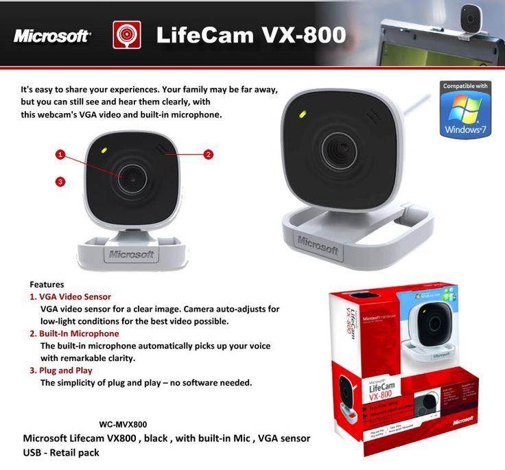 lifecam vx800