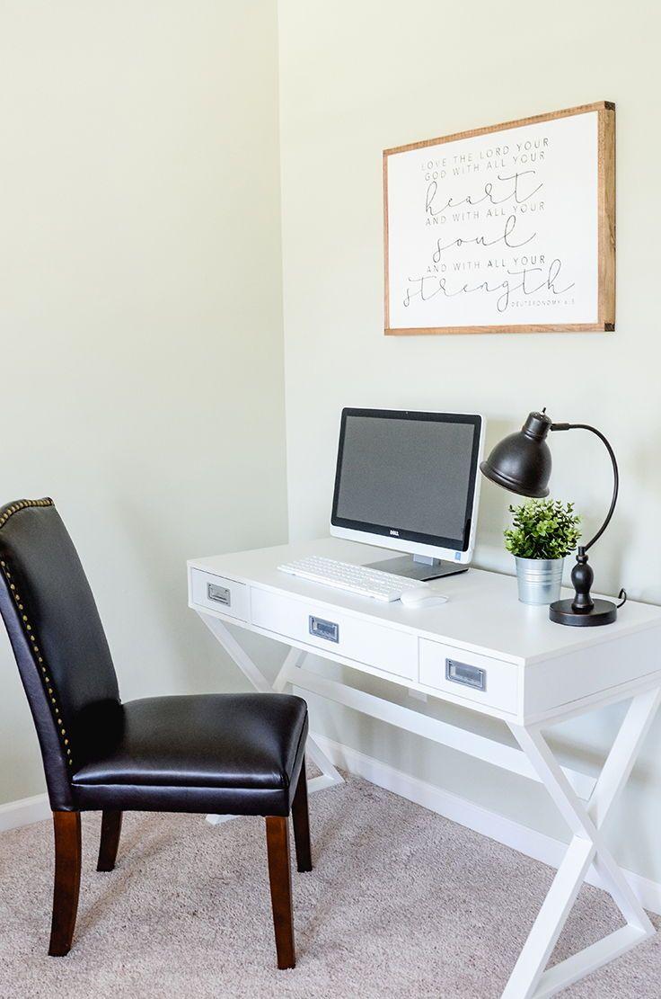 Better Homes And Gardens Crossmark Campaign Desk Multiple Colors Walmart Com Campaign Desk Home Work Office Decor