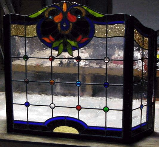 284 Best Images About Stained Glass On Pinterest Stains Stained Glass Fireplace Screen And