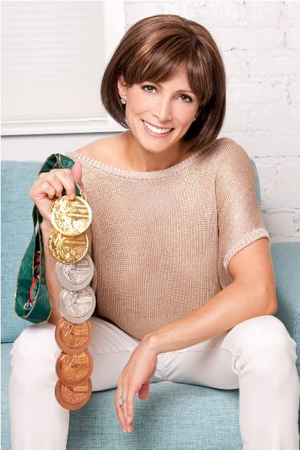 #DisneyontheRoad Charlotte and Houston keynote speaker Shannon Miller remains the Most Decorated Gymnast in American History. Shannon launched her company Shannon Miller Lifestyle: Health and Fitness for Women along with her series of fitness books, cookbooks and fitness DVD's in July, 2010.