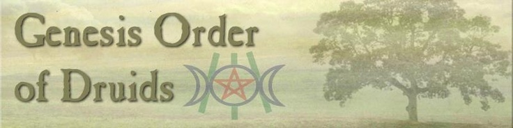 The home page of the Genesis Order of Druids