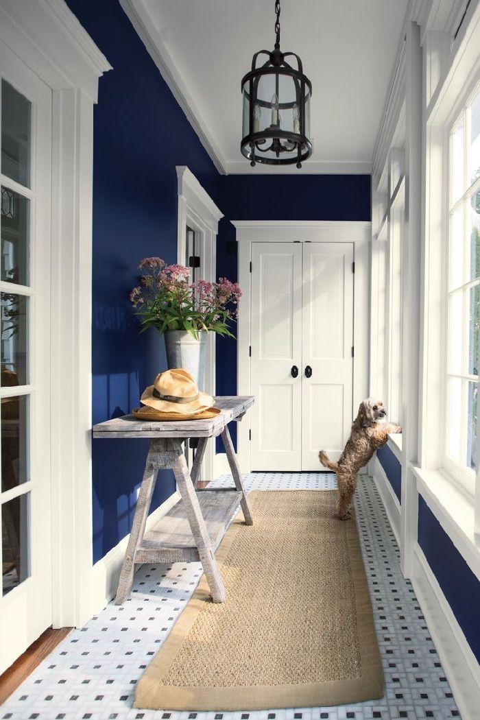 1001  idées de décoration de couloir d'entrée tendance en
