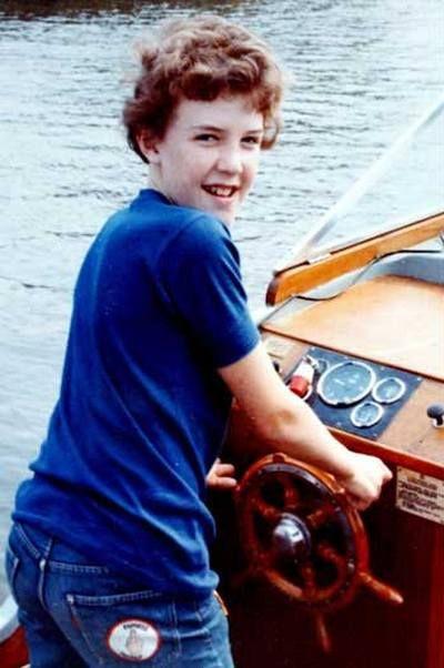 Jeremy Clarkson in teens