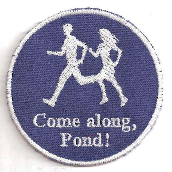 This Etsy shop has a ton of cool geeky embroidered patches, all around $8.Doctors Call, Ponds Patches, Come Along Ponds, Doctorwho, 800, Doctors Who, Etsy Shops, Amy Ponds, Eleventh Doctors