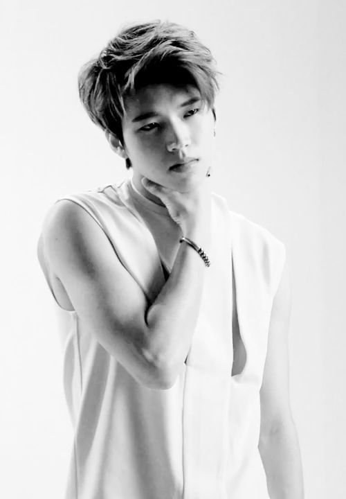 My favorite picture of Woohyun (infinite)