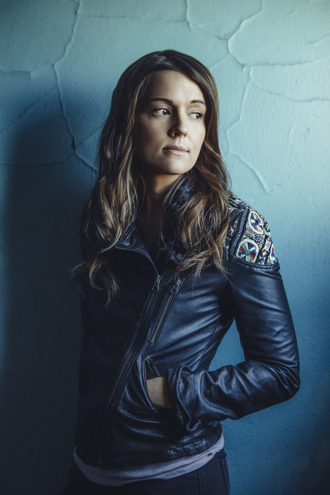 "Brandi Carlile talks ""The Firewatcher's Daughter"" and songwriting while happy"