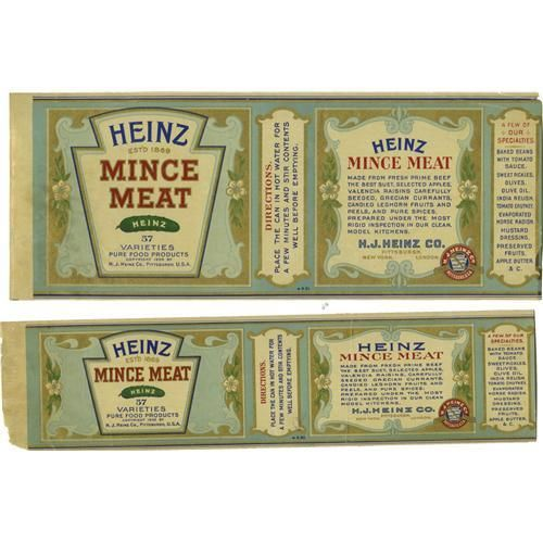 25 best miniature printies food packaging images on for Heinz label template